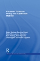 Обложка книги  - European Transport Policy and Sustainable Mobility