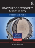 Обложка книги  - Knowledge Economy and the City