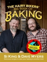 Обложка книги  - Hairy Bikers' Big Book of Baking