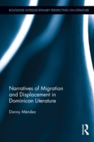 Обложка книги  - Narratives of Migration and Displacement in Dominican Literature