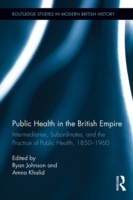 Обложка книги  - Public Health in the British Empire