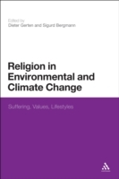 Обложка книги  - Religion in Environmental and Climate Change