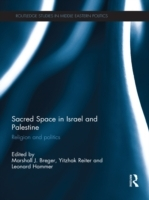 Обложка книги  - Sacred Space in Israel and Palestine