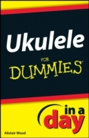 Обложка книги  - Ukulele In A Day For Dummies