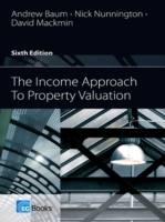 Обложка книги  - Income Approach to Property Valuation