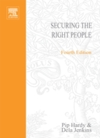 Обложка книги  - Securing the Right People