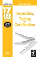 Обложка книги  - 17th Edition IEE Wiring Regulations: Inspection, Testing and Certification