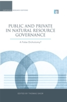 Обложка книги  - Public and Private in Natural Resource Governance
