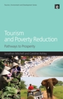 Обложка книги  - Tourism and Poverty Reduction