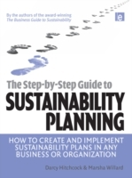 Обложка книги  - Step-by-Step Guide to Sustainability Planning