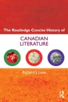 Обложка книги  - Routledge Concise History of Canadian Literature