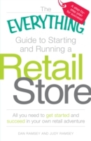 Обложка книги  - Everything Guide to Starting and Running a Retail Store
