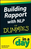 Обложка книги  - Building Rapport with NLP In A Day For Dummies