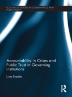 Обложка книги  - Accountability in Crises and Public Trust in Governing Institutions