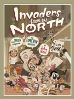 Обложка книги  - Invaders from the North