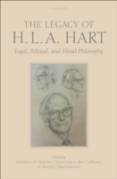Обложка книги  - Legacy of H.L.A. Hart: Legal, Political and Moral Philosophy