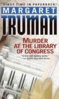 Обложка книги  - Murder at the Library of Congress