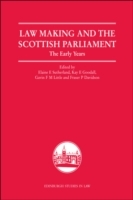 Обложка книги  - Law Making and the Scottish Parliament: The Early Years