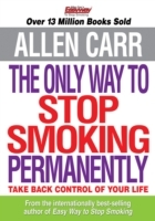 Обложка книги  - Allen Carr's The Only Way to Stop Smoking Permanently