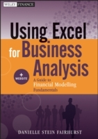 Обложка книги  - Using Excel for Business Analysis