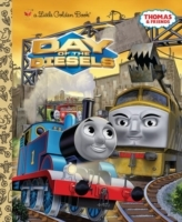 Обложка книги  - Day of the Diesels (Thomas & Friends)