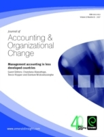 Обложка книги  - Management Accounting in Less Developed Countries