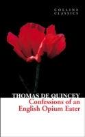 Обложка книги  - Confessions of an English Opium Eater