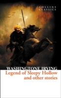 Обложка книги  - Legend of Sleepy Hollow and Other Stories