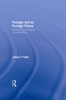 Обложка книги  - Foreign Aid as Foreign Policy