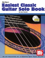 Обложка книги  - Easiest Classic Guitar Solo Book