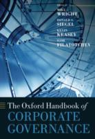 Обложка книги  - Oxford Handbook of Corporate Governance
