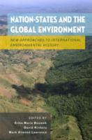 Обложка книги  - Nation-States and the Global Environment: New Approaches to International Environmental History