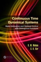 Обложка книги  - Continuous Time Dynamical Systems
