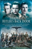 Обложка книги  - Through Hitler's Back Door