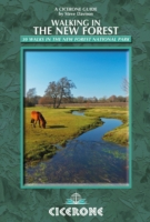 Обложка книги  - Walking in the New Forest