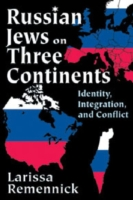Обложка книги  - Russian Jews on Three Continents