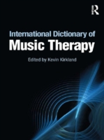 Обложка книги  - International Dictionary of Music Therapy
