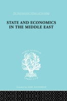 Обложка книги  - State and Economics in the Middle East