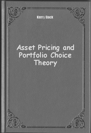 kerry back asset pricing and portfolio