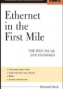 Обложка книги  - Ethernet in the First Mile