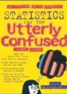 Обложка книги  - Statistics for the Utterly Confused, 2nd edition