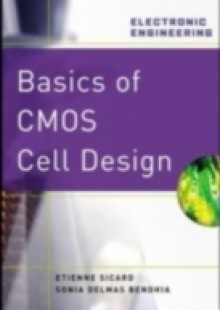 Обложка книги  - Basics of CMOS Cell Design