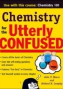 Обложка книги  - Chemistry for the Utterly Confused