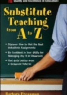Обложка книги  - Substitute Teaching from A to Z