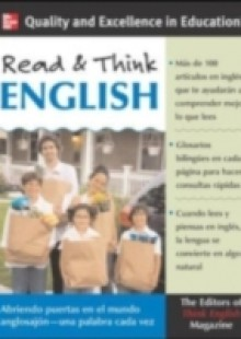 Обложка книги  - Read & Think English (Book Only)