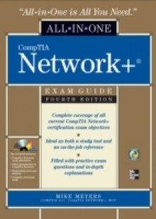 Обложка книги  - CompTIA Network All-in-One Exam Guide, Fourth Edition