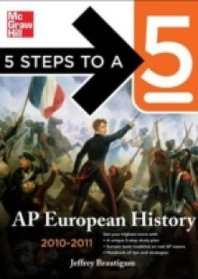 Обложка книги  - 5 Steps to a 5 AP European History, 2010-2011 Edition