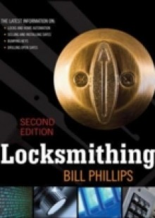 Обложка книги  - Locksmithing, Second Edition