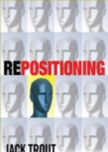 Обложка книги  - REPOSITIONING: Marketing in an Era of Competition, Change and Crisis
