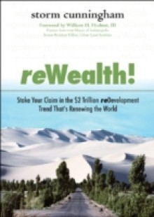 Обложка книги  - ReWealth!: Stake Your Claim in the $2 Trillion Development Trend That's Renewing the World
